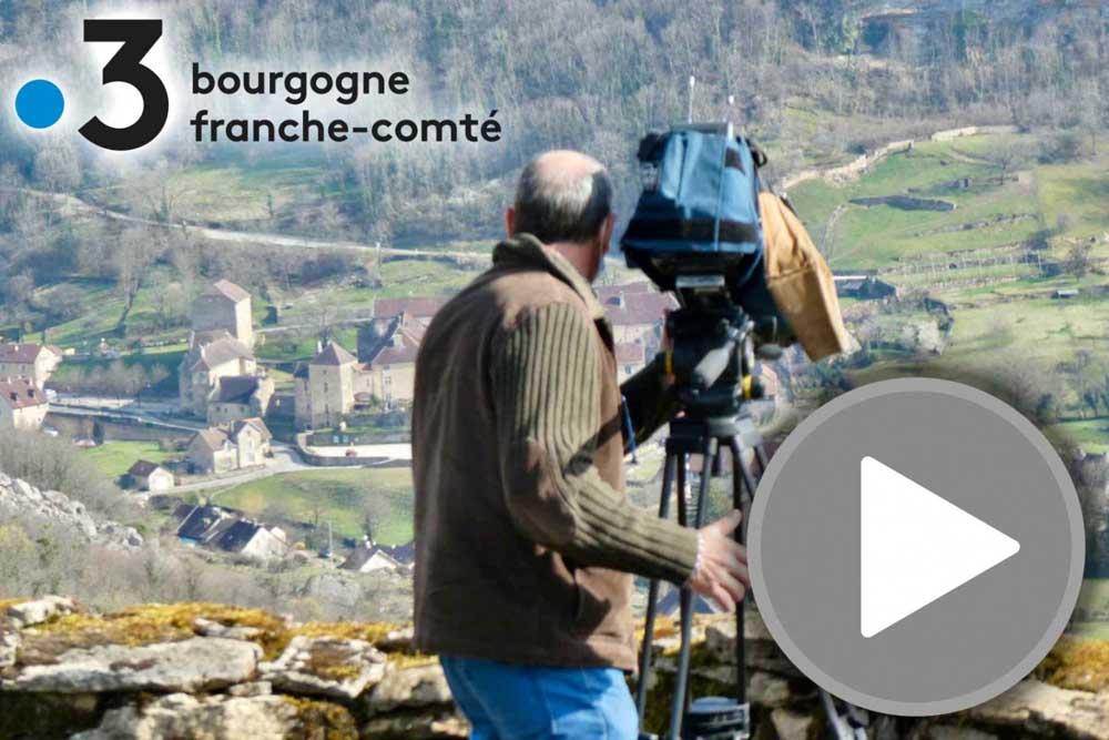 Que faire de mon Patrimoine - Reportage FR3 30/03/2021