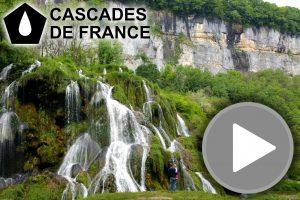 Cascades de France _ Baume les Messieurs