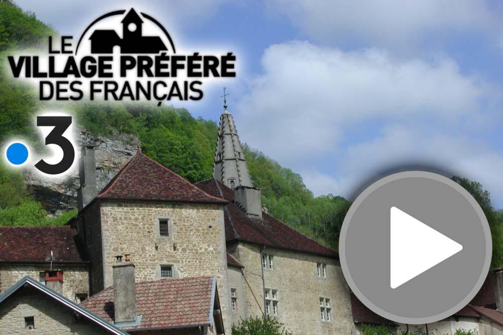Le village préféré des Français - 2012
