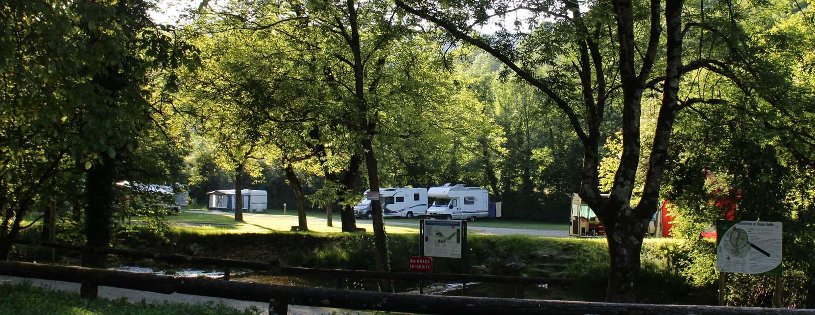 Camping de la Toupe